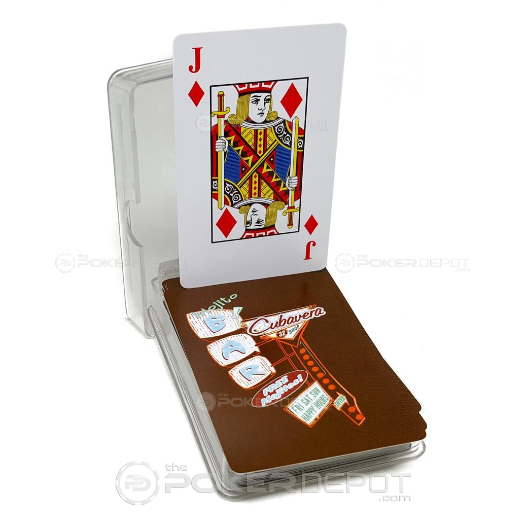 Custom Playing Card Case