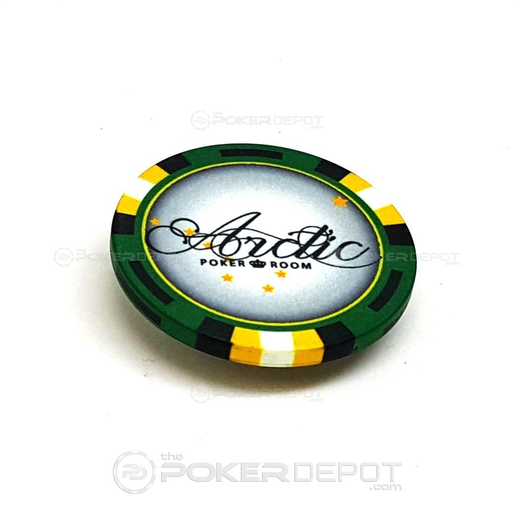 Ceramic Poker Chip