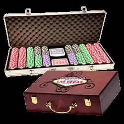 Custom Poker Chips Set