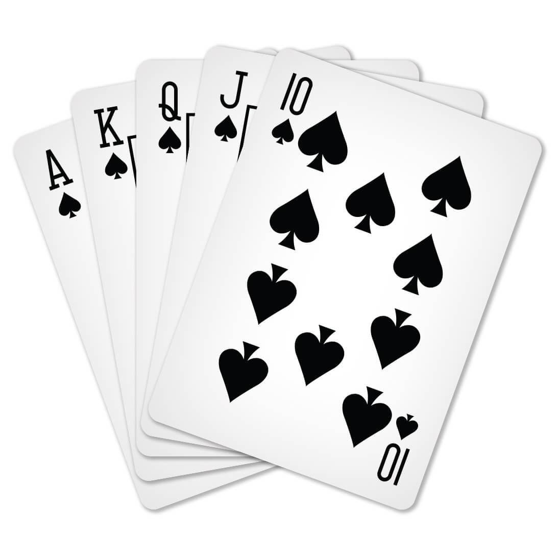 Custom Playing Cards - Custom Poker Card - The Poker Depot