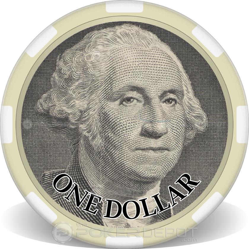 $1 Bill - Main