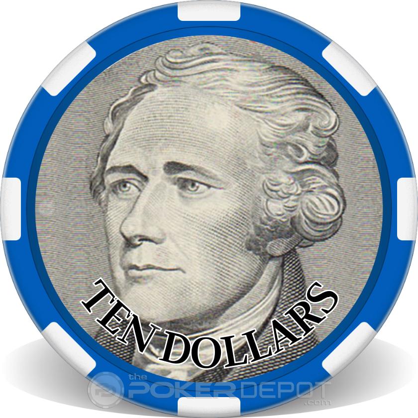 $10 Bill - Main