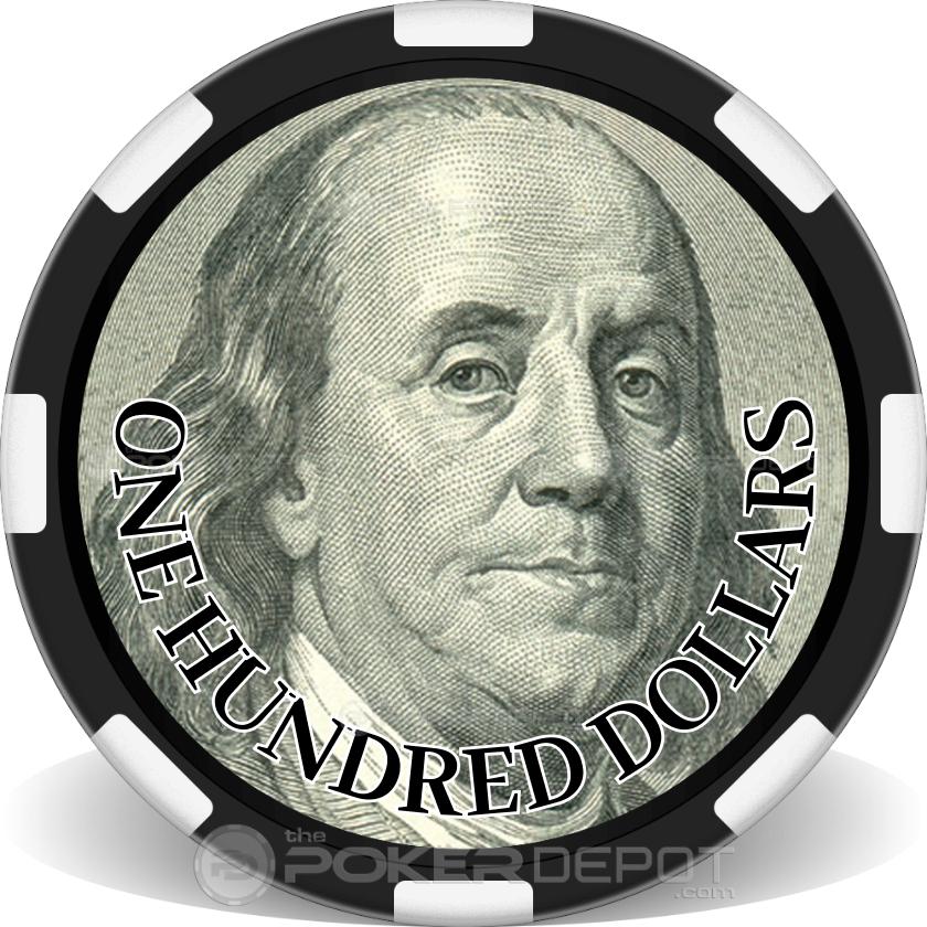 $100 Bill - Main