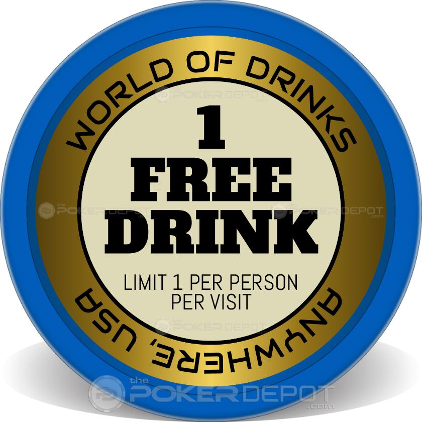 1 Free Drink - Main