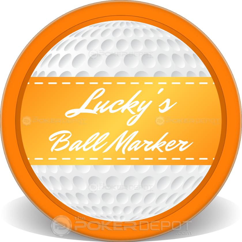 Ball Marker - Back