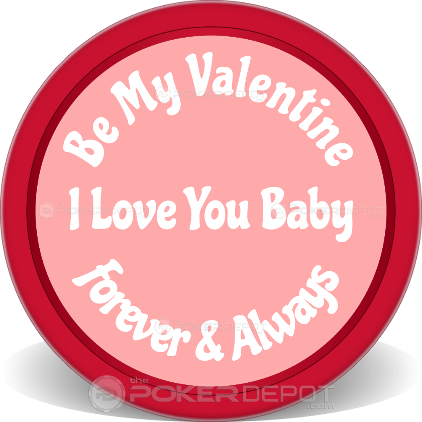 Be My Valentine - Back