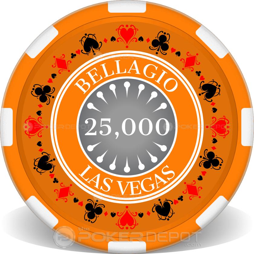 Bellagio Las Vegas - Back