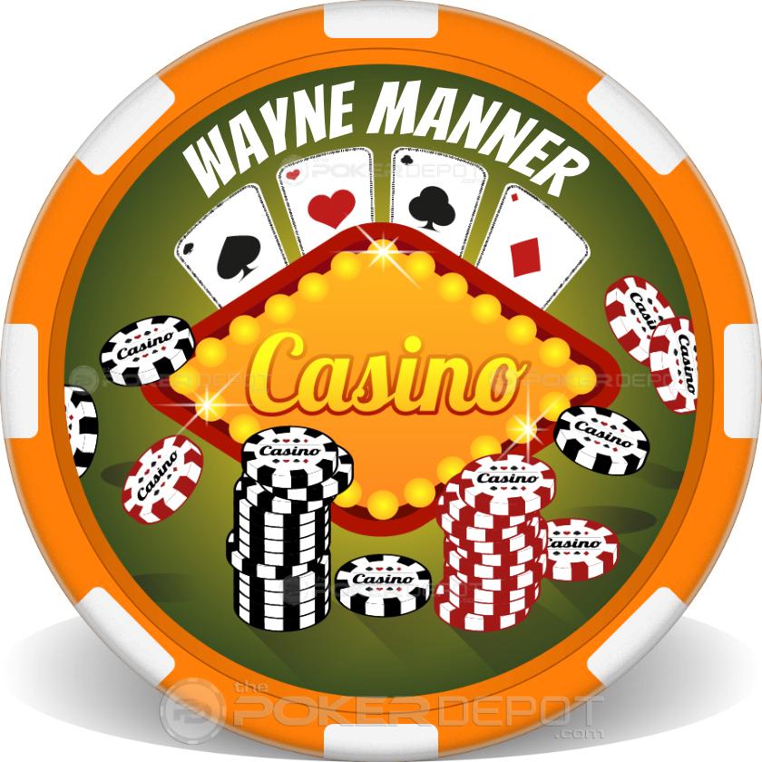 Casino Chip Stacks - Main