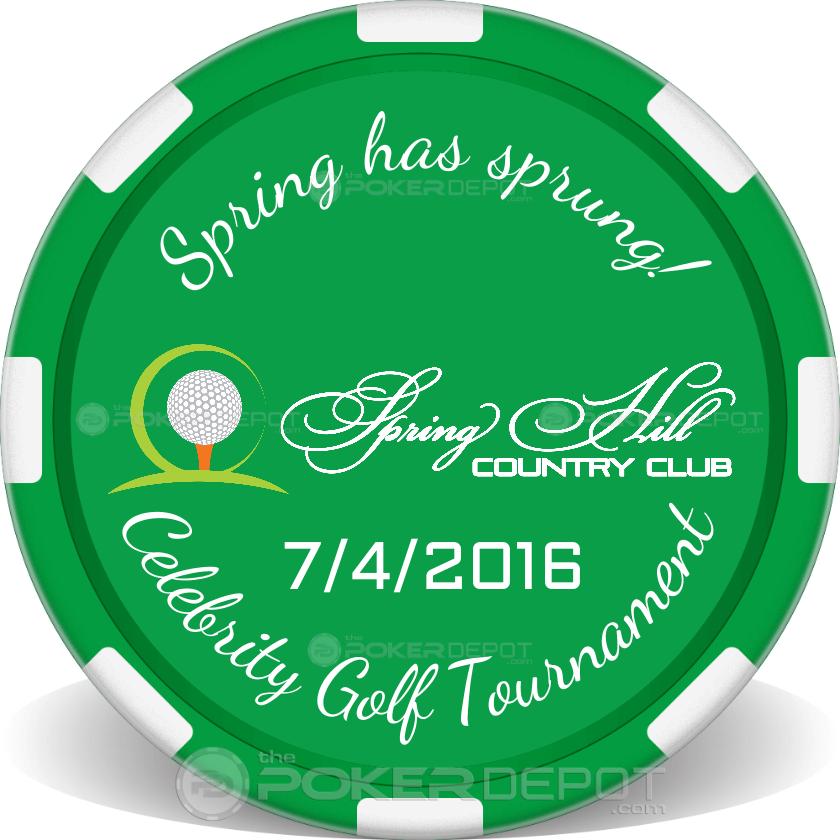 Golf Tournament Event - Main