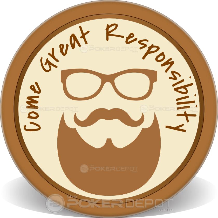 Epic Beard Funny - Back