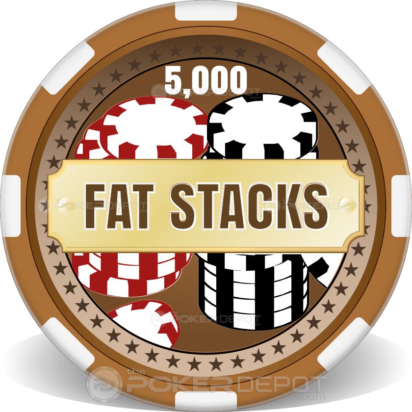 Fat Stacks - Back