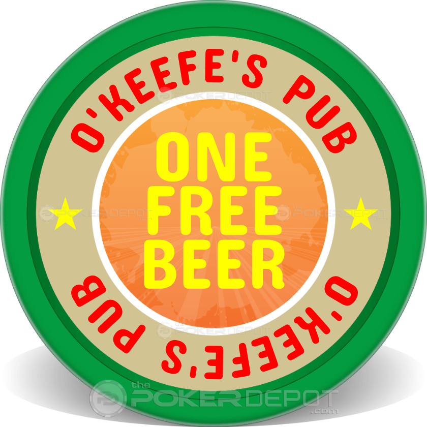 Free Beer - Back