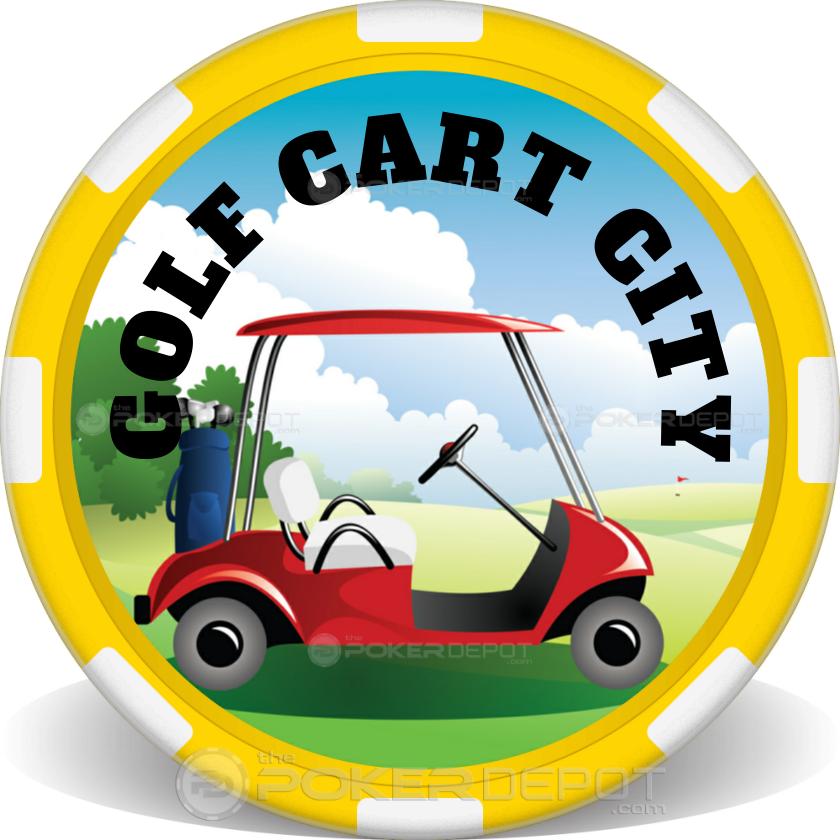 Golf Cart - Main