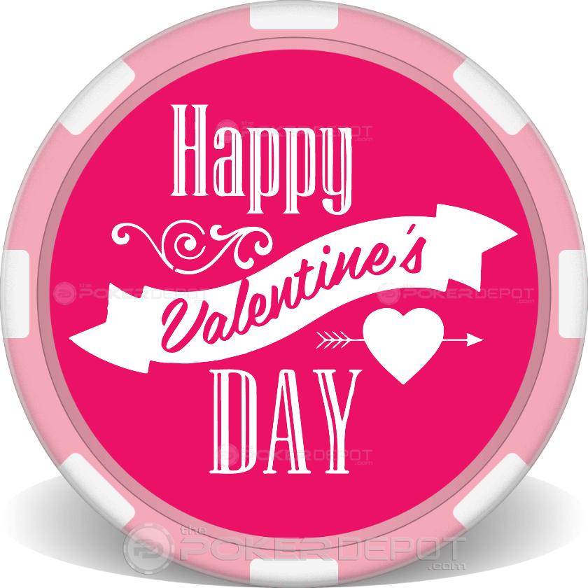 Happy Valentines Day Heart - Main