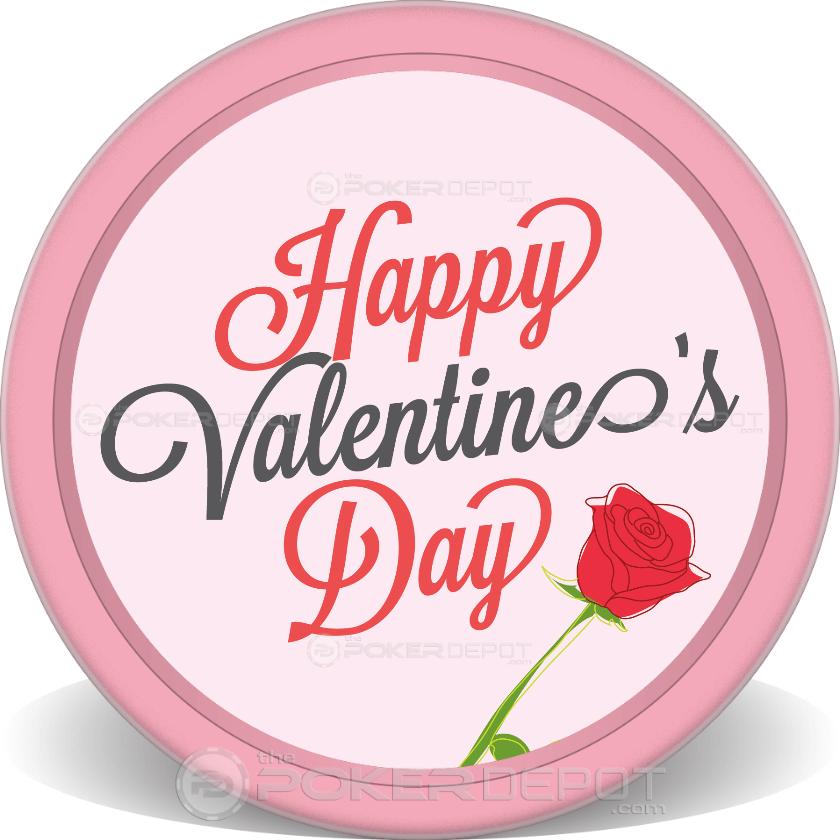 Happy Valentines Day Rose - Main