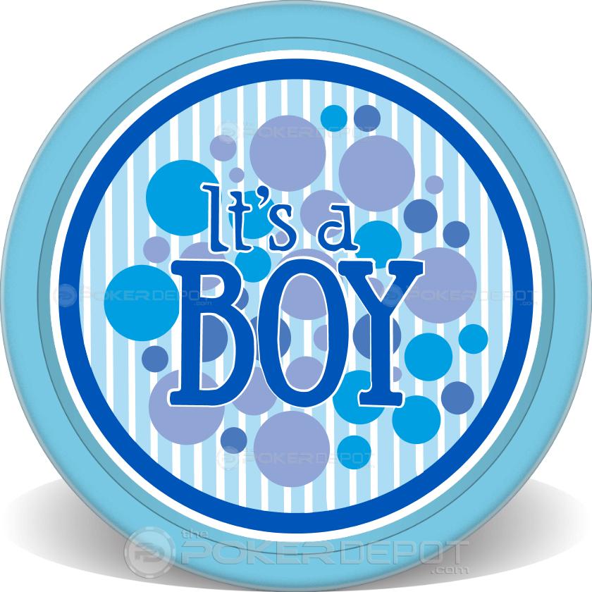 It's a BOY - Back