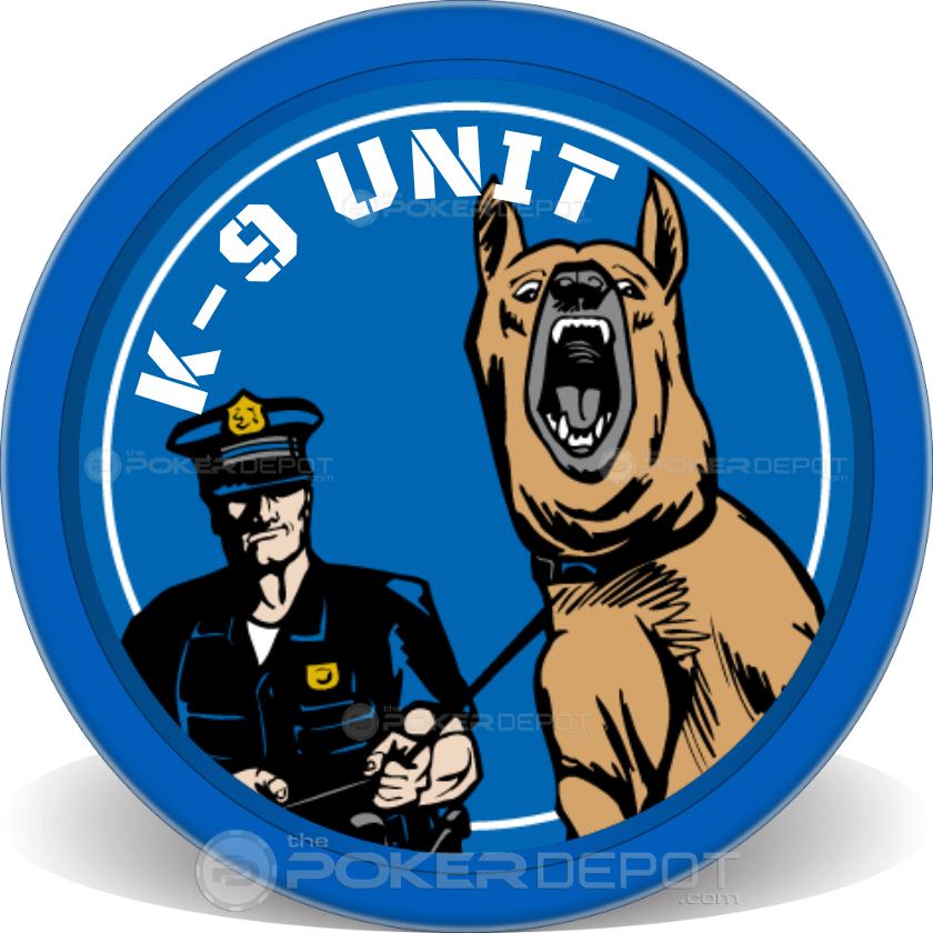 K-9 Unit - Back