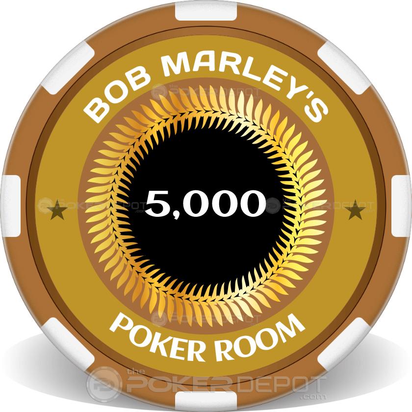 Man Cave Poker Room - Back