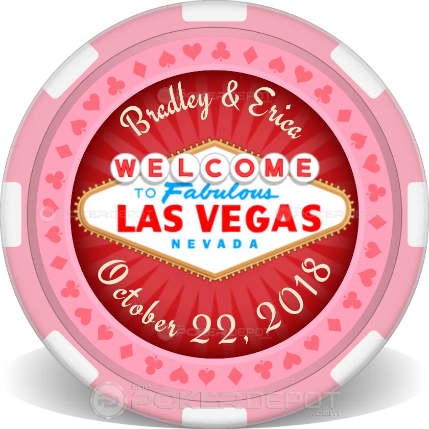 Married In Vegas! - Back