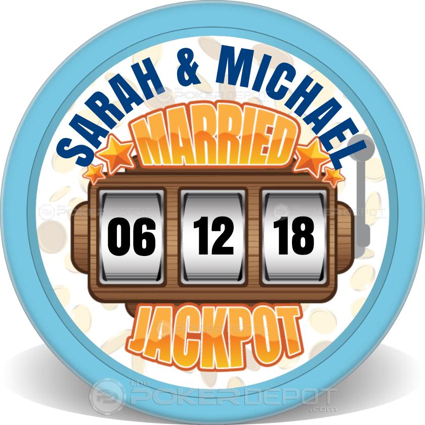 Married Jackpot - Back
