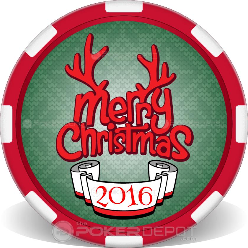 Merry Christmas Antlers - Main
