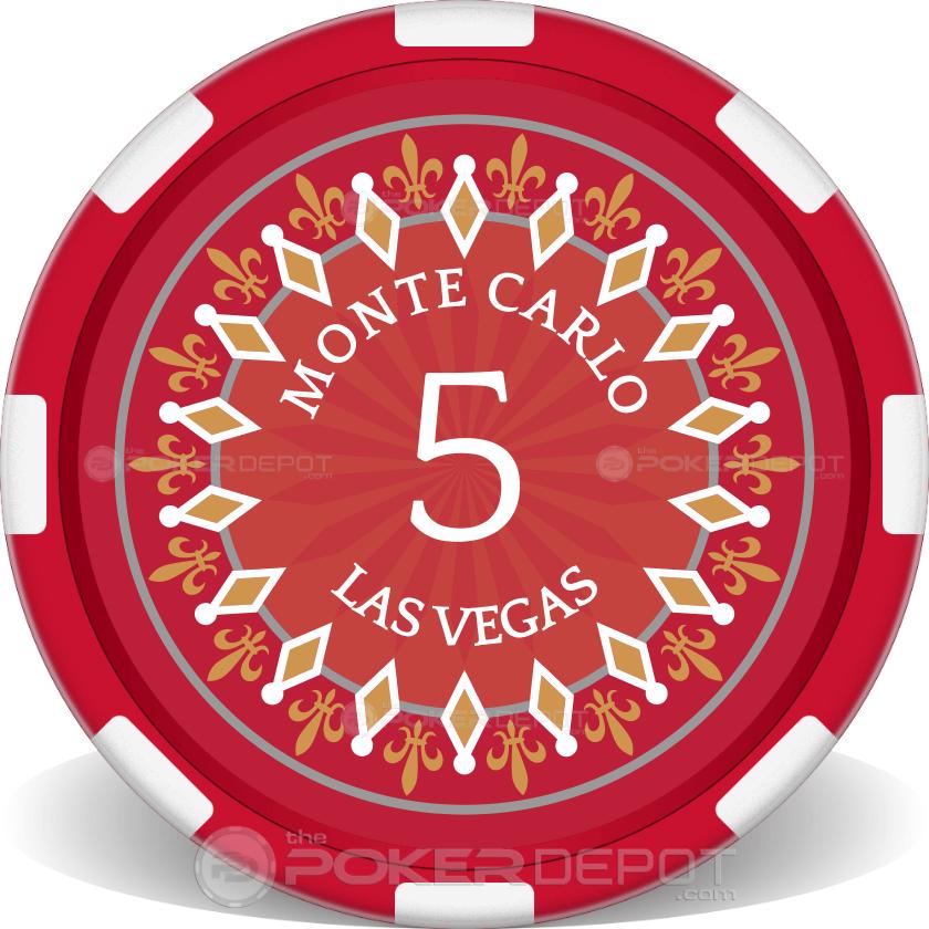 Monte Carlo Casino - Back