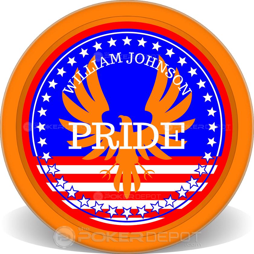 Patriotic USA - Back