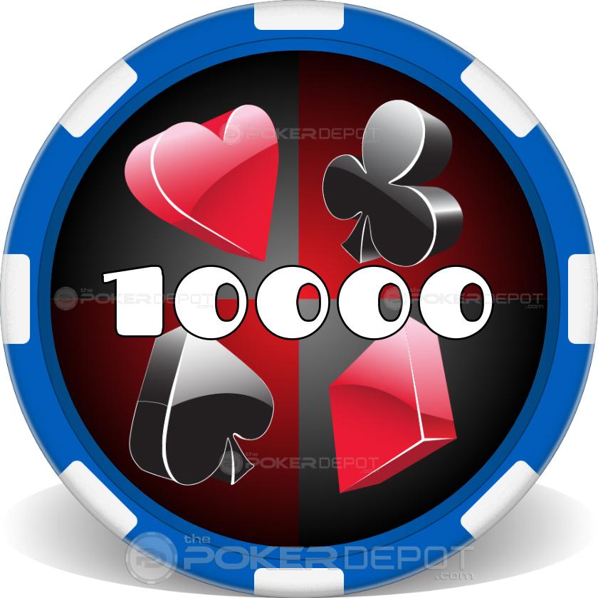 Poker Suits - Back