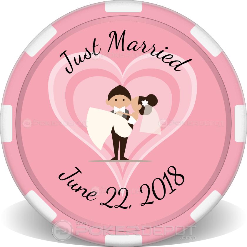 Wedding Couple - Back