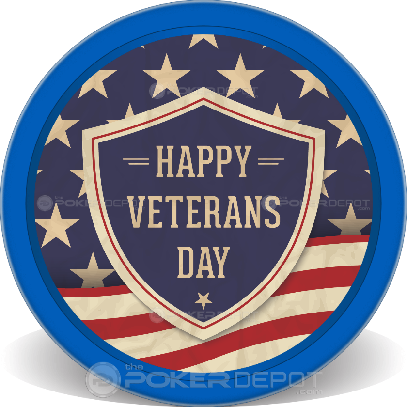 Veterans Day Shield - Main