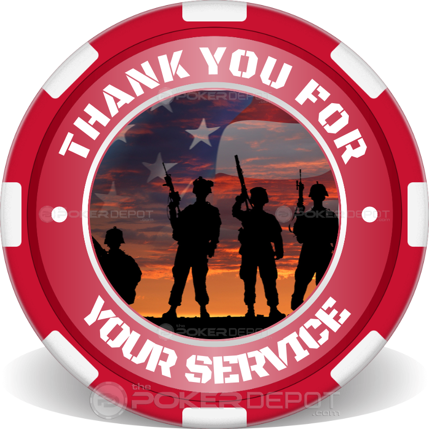Veterans Day Eagle - Back