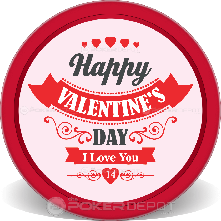 Valentine I Love You - Main