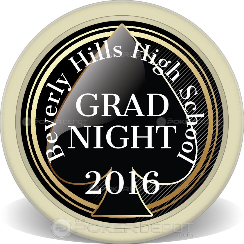 Spade Graduation Night - Back