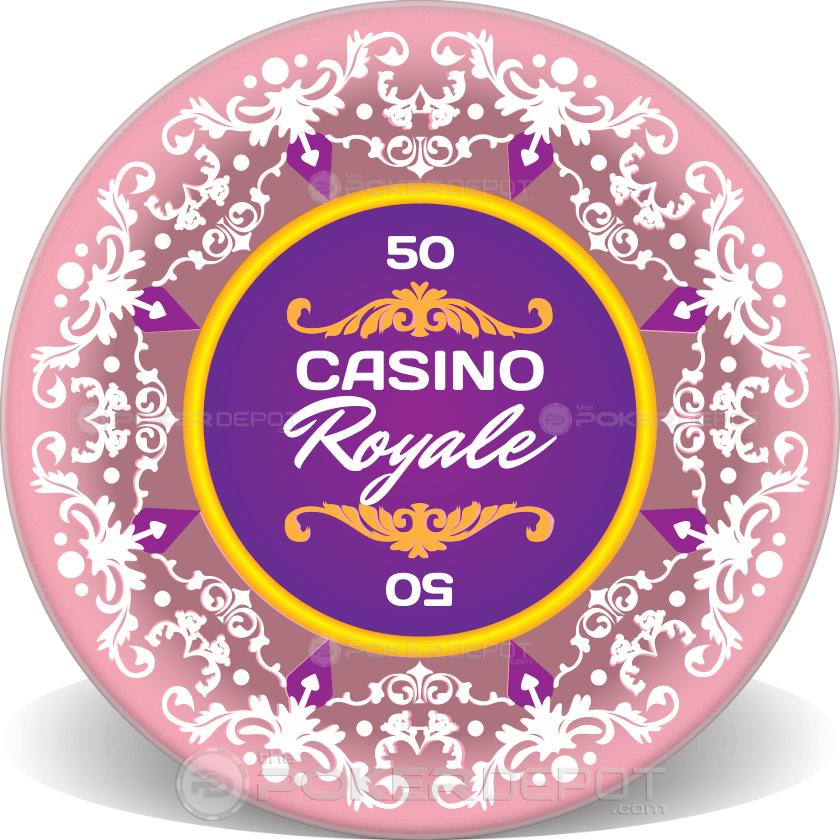 Casino Royale Elegant - Back