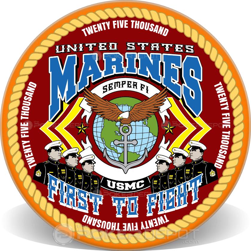 Marine Corps - Back