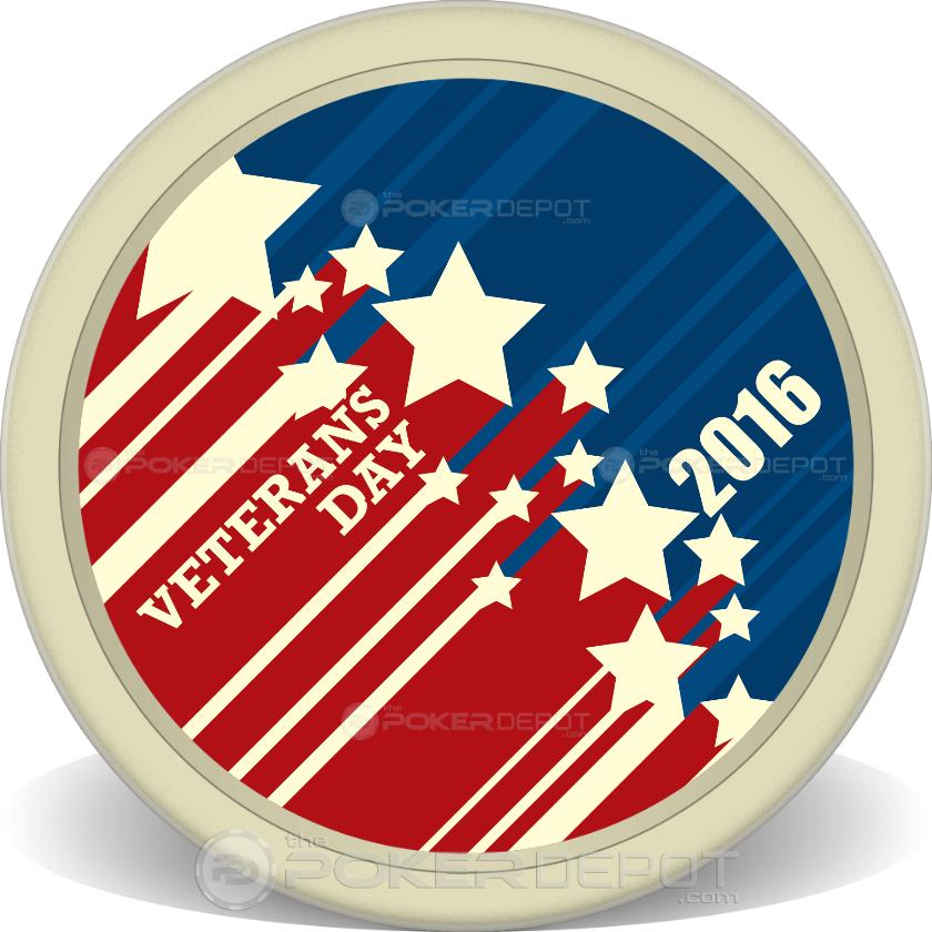 Veterans Day Star - Main
