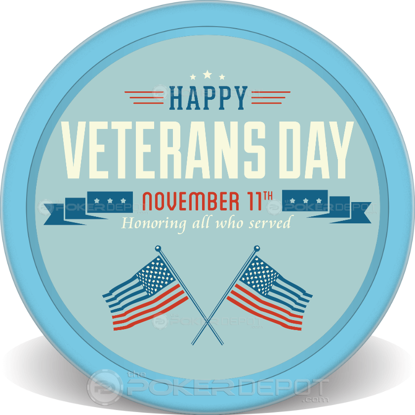 Veterans Day Flags - Main