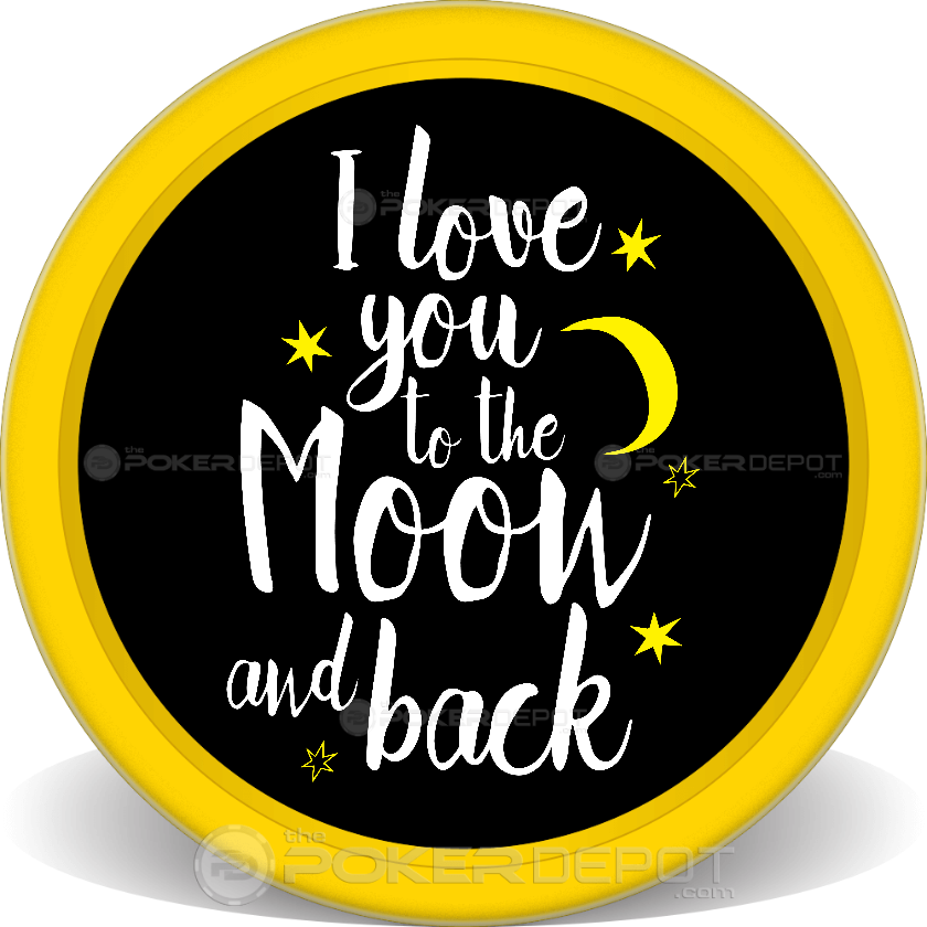I Love You To The Moon & Back - Main