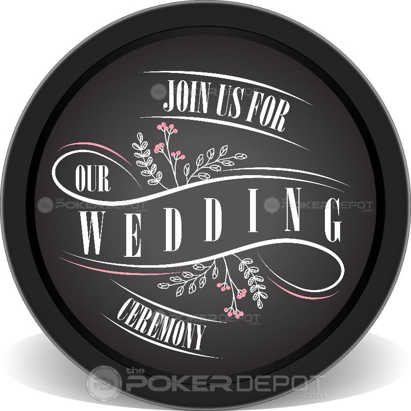 Wedding Chalkboard Design - Main