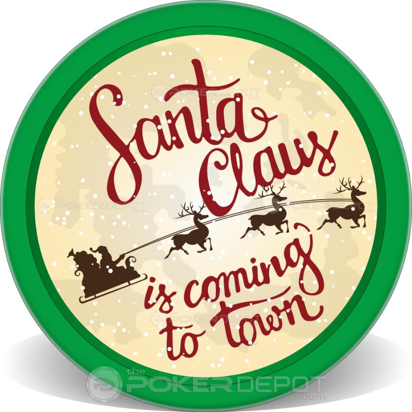 Santa Claus Is Coming - Main