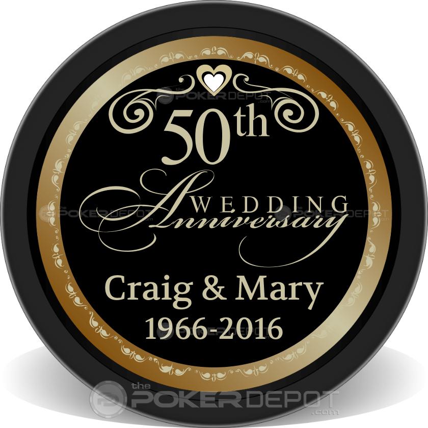 50th Wedding Anniversary - Main