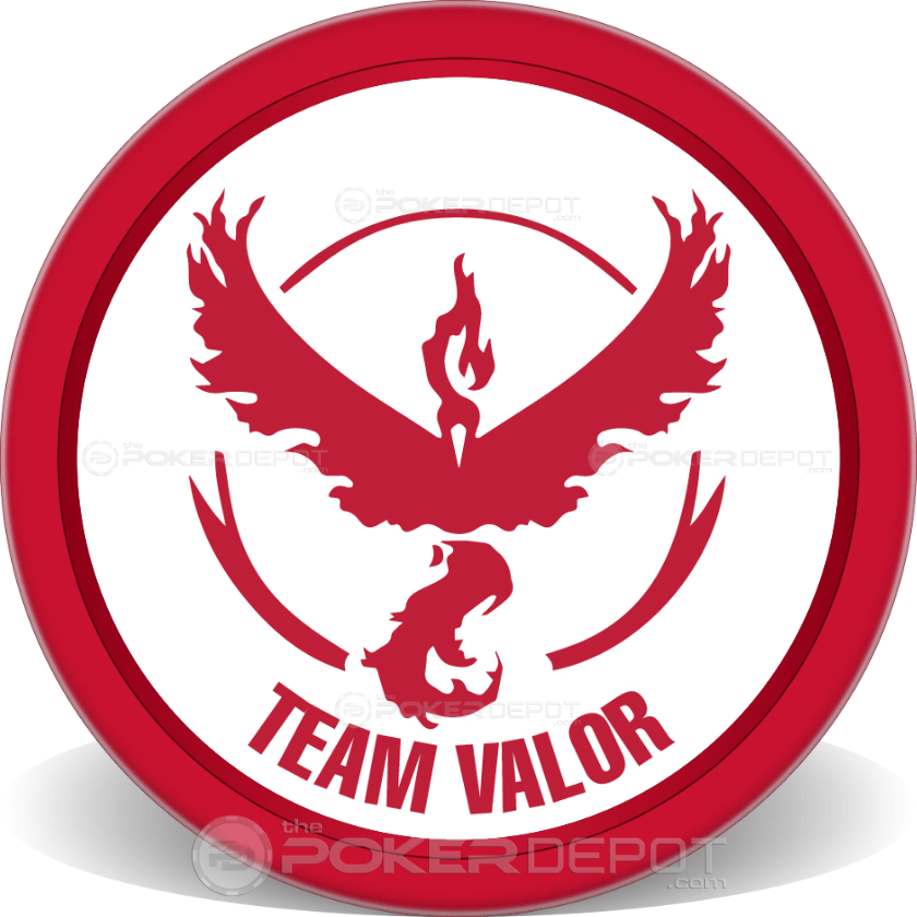 Pokemon Team Valor - Main