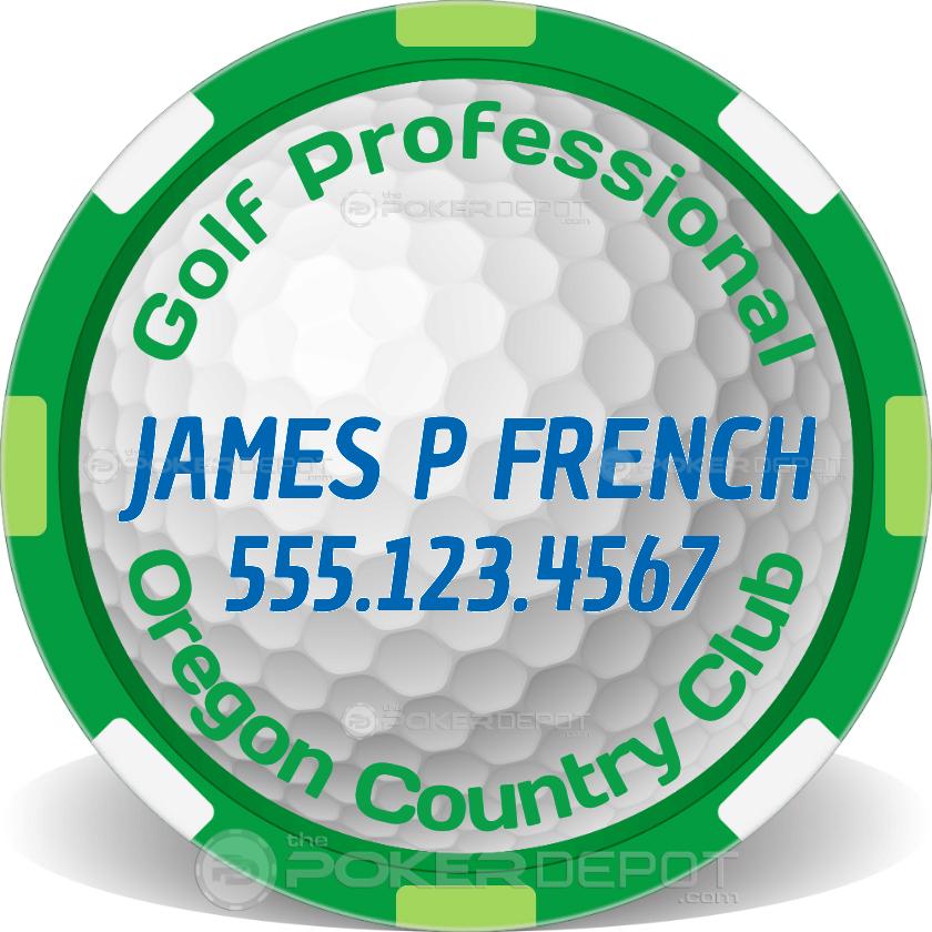 Golf Lessons - Back