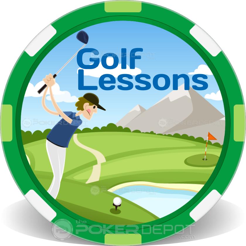 Golf Lessons - Main