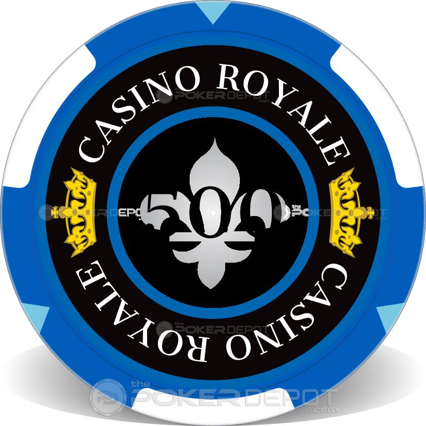 Casino Royale - Back