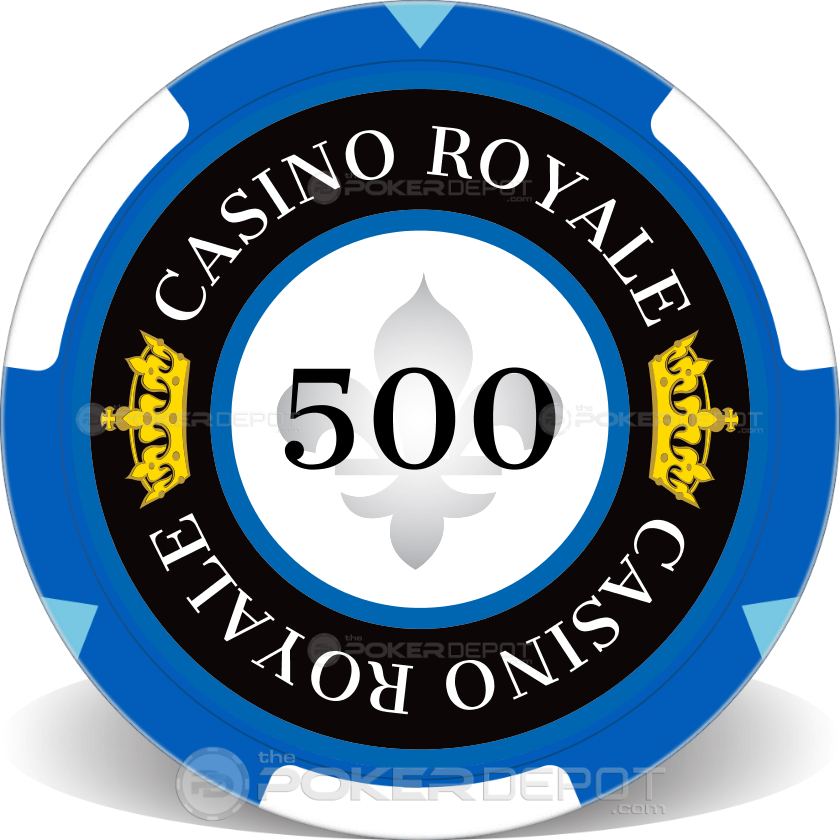 Casino Royale - Front