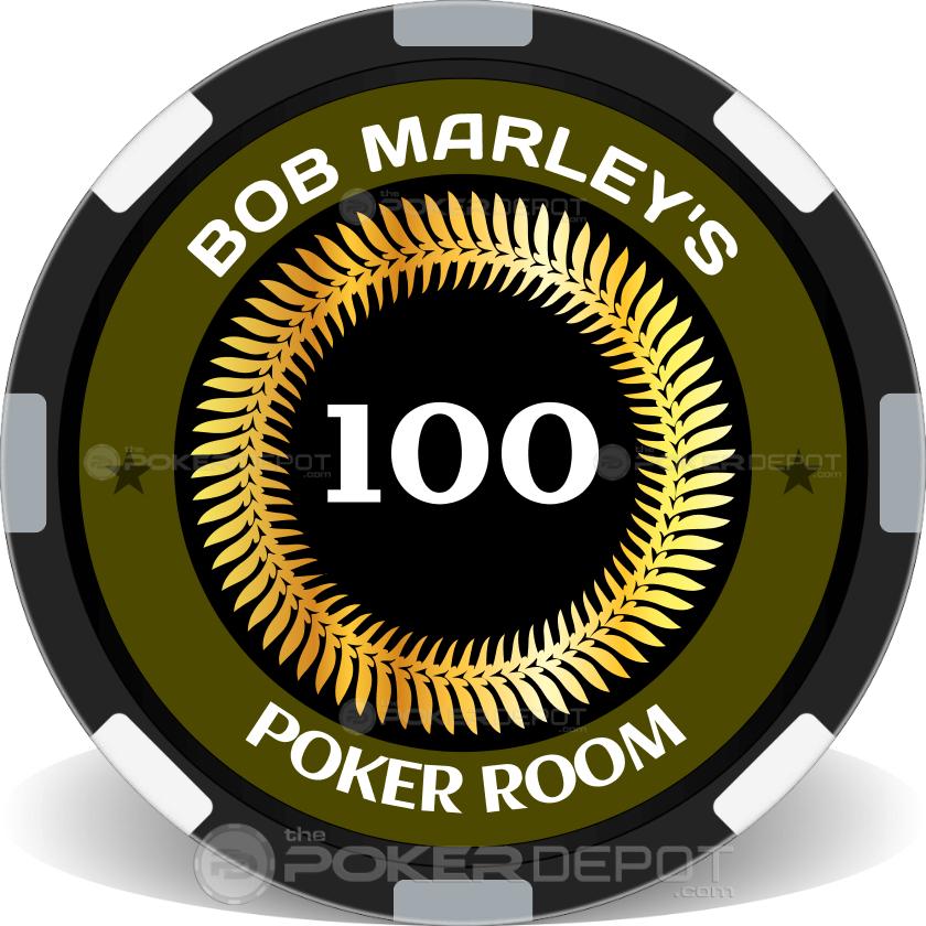 Man Cave Poker Room - Chip 3