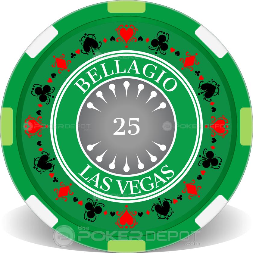 Bellagio Las Vegas - Chip 2