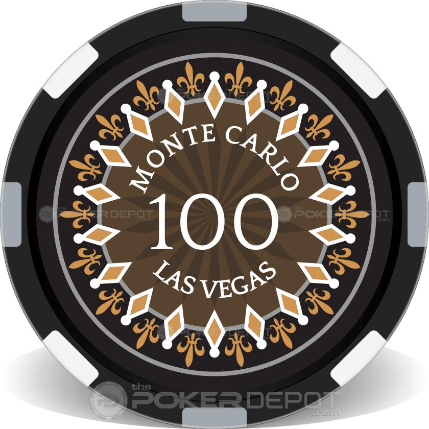 Monte Carlo Casino - Chip 3