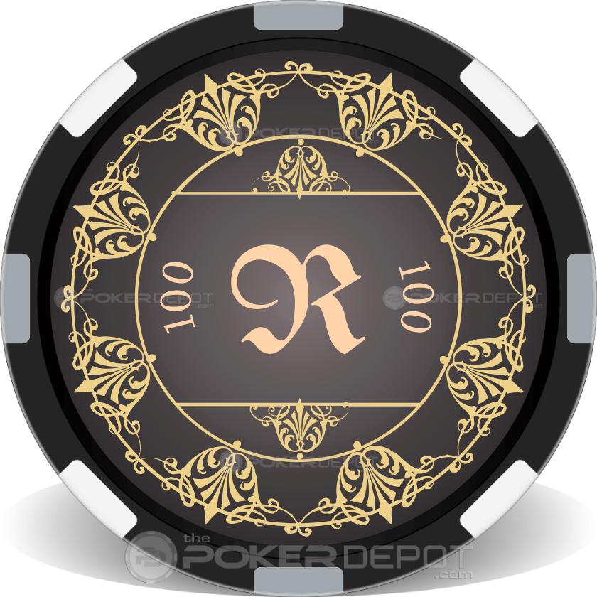 Elegant Monogram - Chip 3